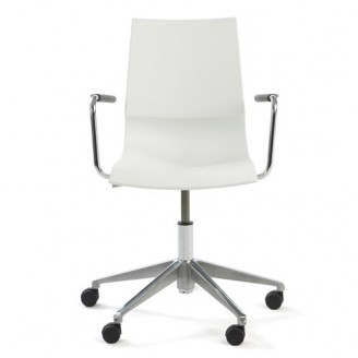 GIGI CHAIR WITH SWIVEL BASE